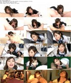 Nozomi Mashiro - Japanese Maid Blows to Completion then Keeps Sucking
